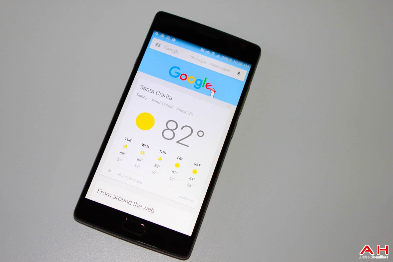 Android How To: Delete Google Now Search History