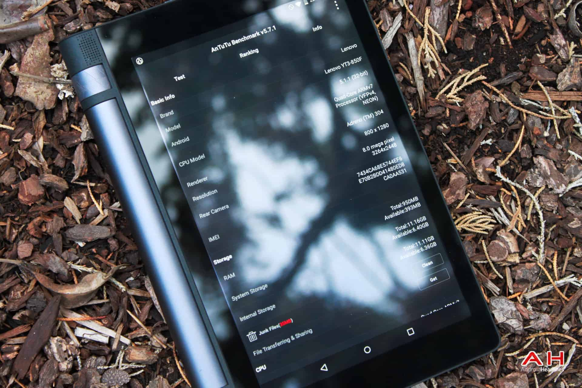 AH Lenovo Yoga Tab 3 8.0-13