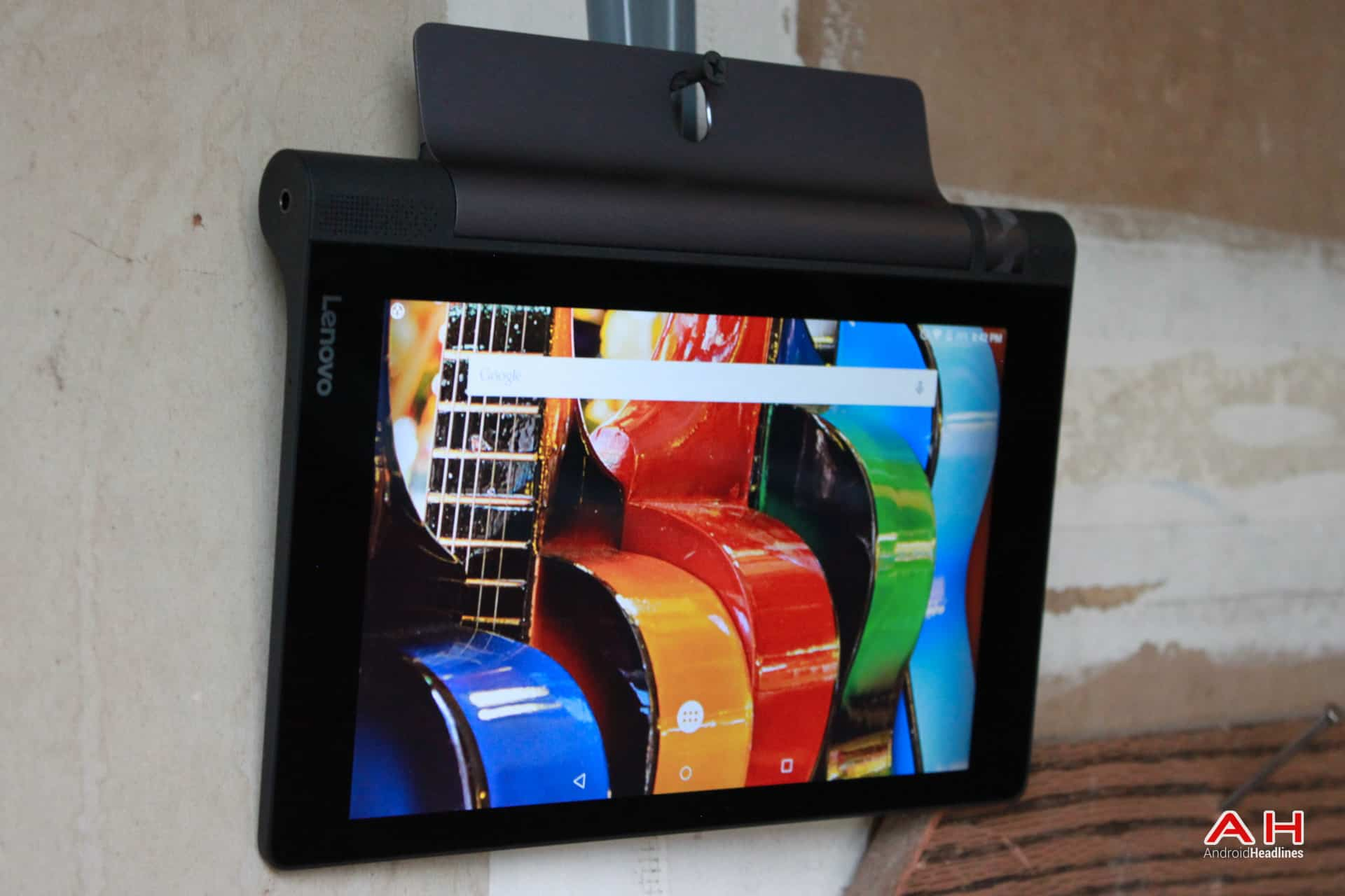 Featured Review: Lenovo Yoga Tab 3 8.0