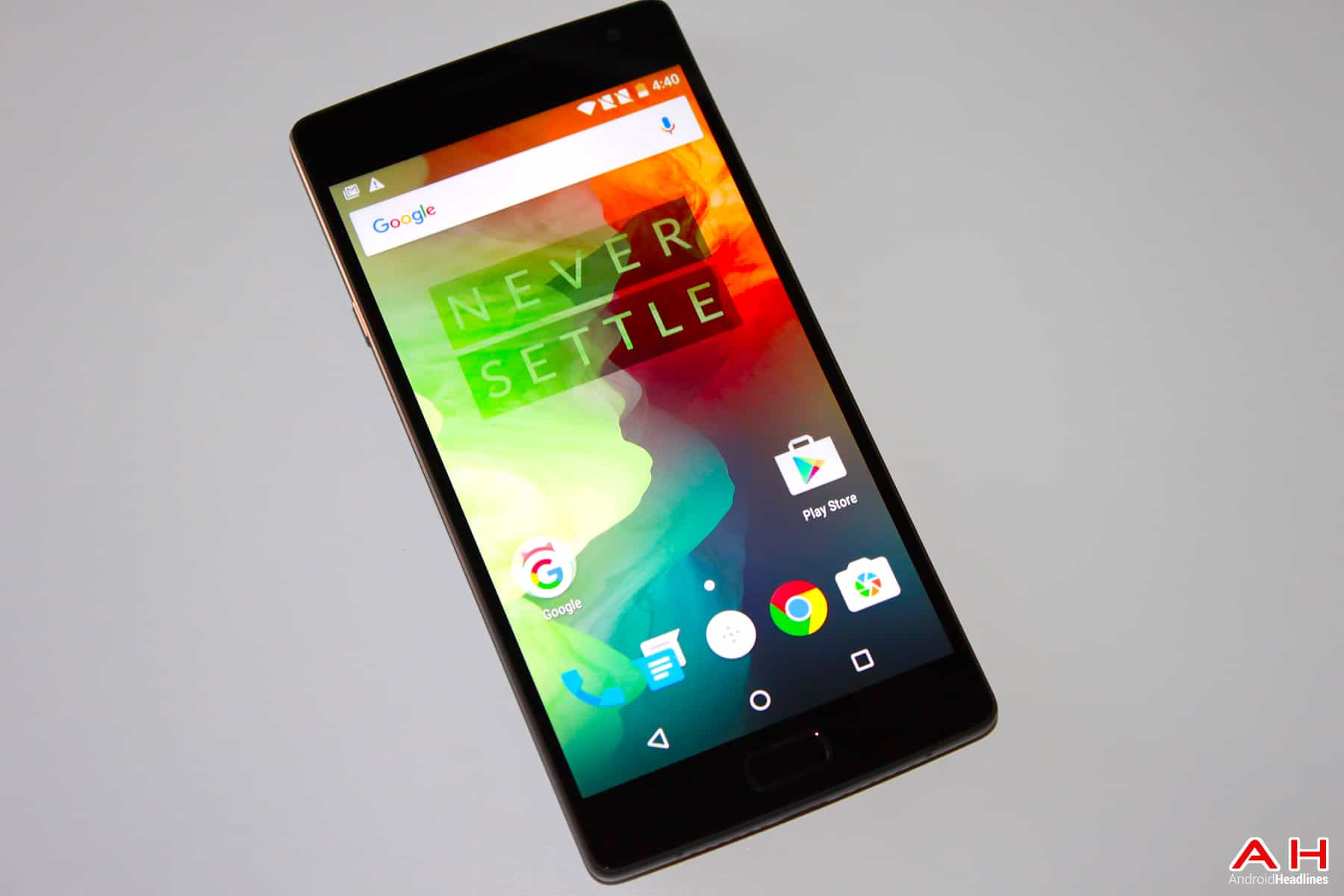 AH Oneplus 2 One Plus Two OP OPT Logo - Chris 2015 -37