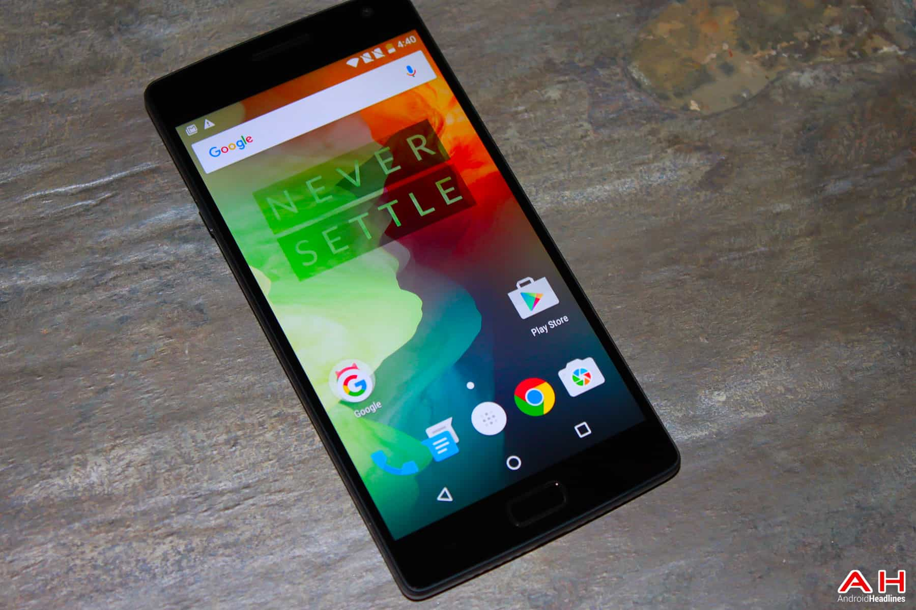 AH Oneplus 2 One Plus Two OP OPT Logo - Chris 2015 -38