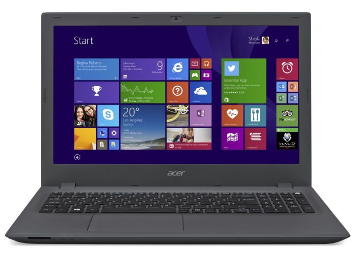 Acer Aspire E 15 E5-573G-75B3 15.6-Inch Full HD Laptop (Charcoal Gray)