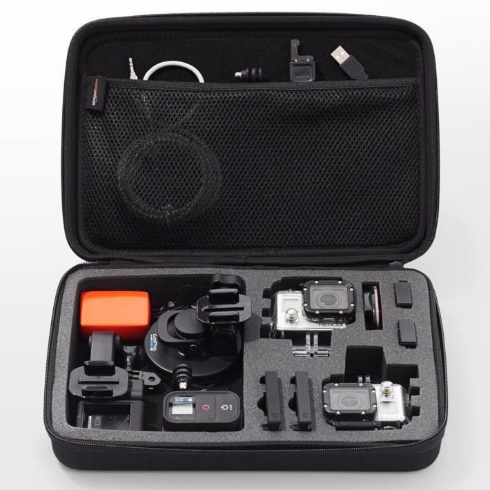 AmazonBasics Carrying Case for GoPro