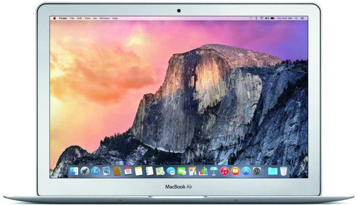 Apple MacBook Air MJVE2LL A 13.3-Inch Laptop (128 GB) NEWEST VERSION