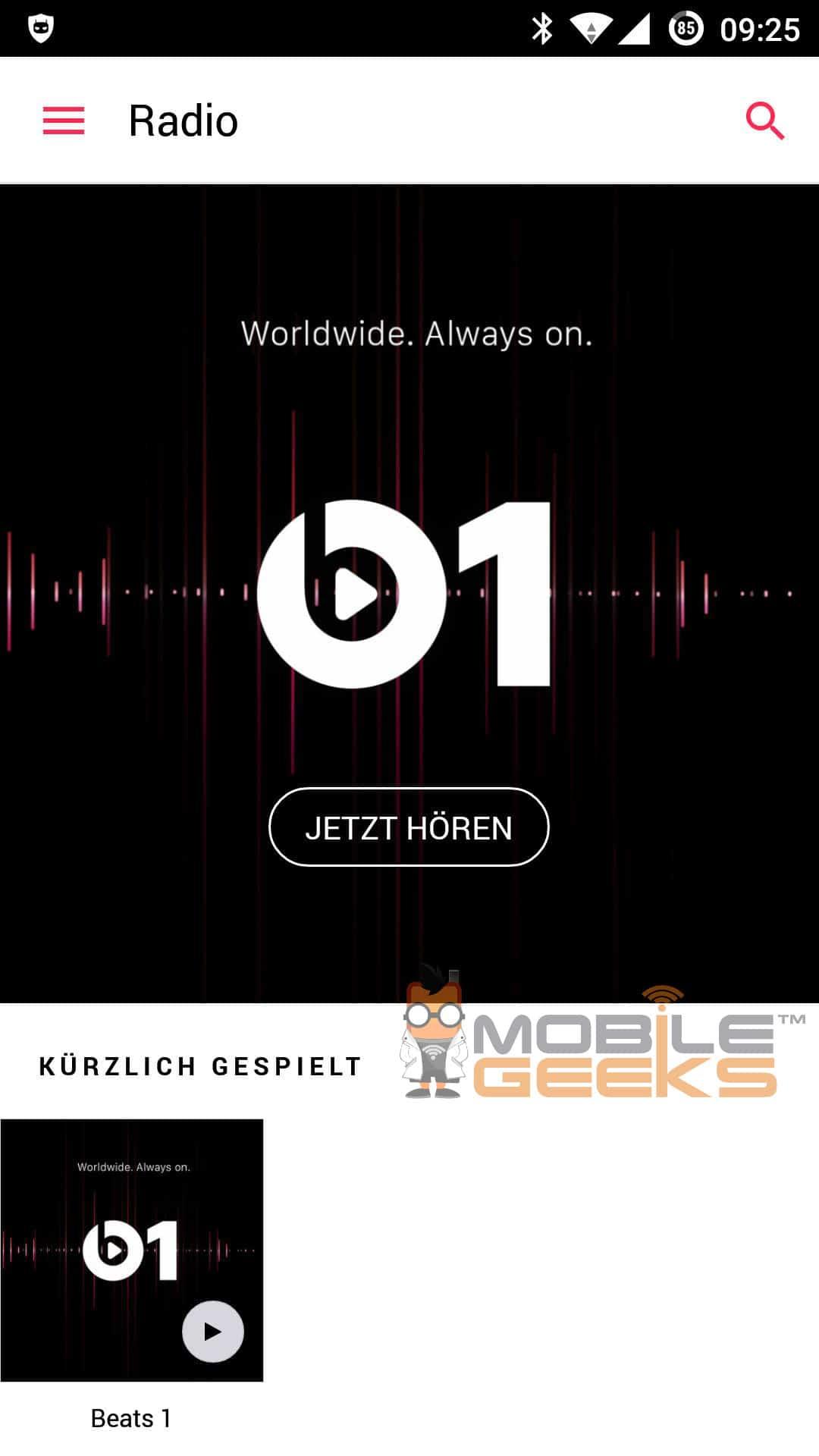 Apple Music Android 1 KK