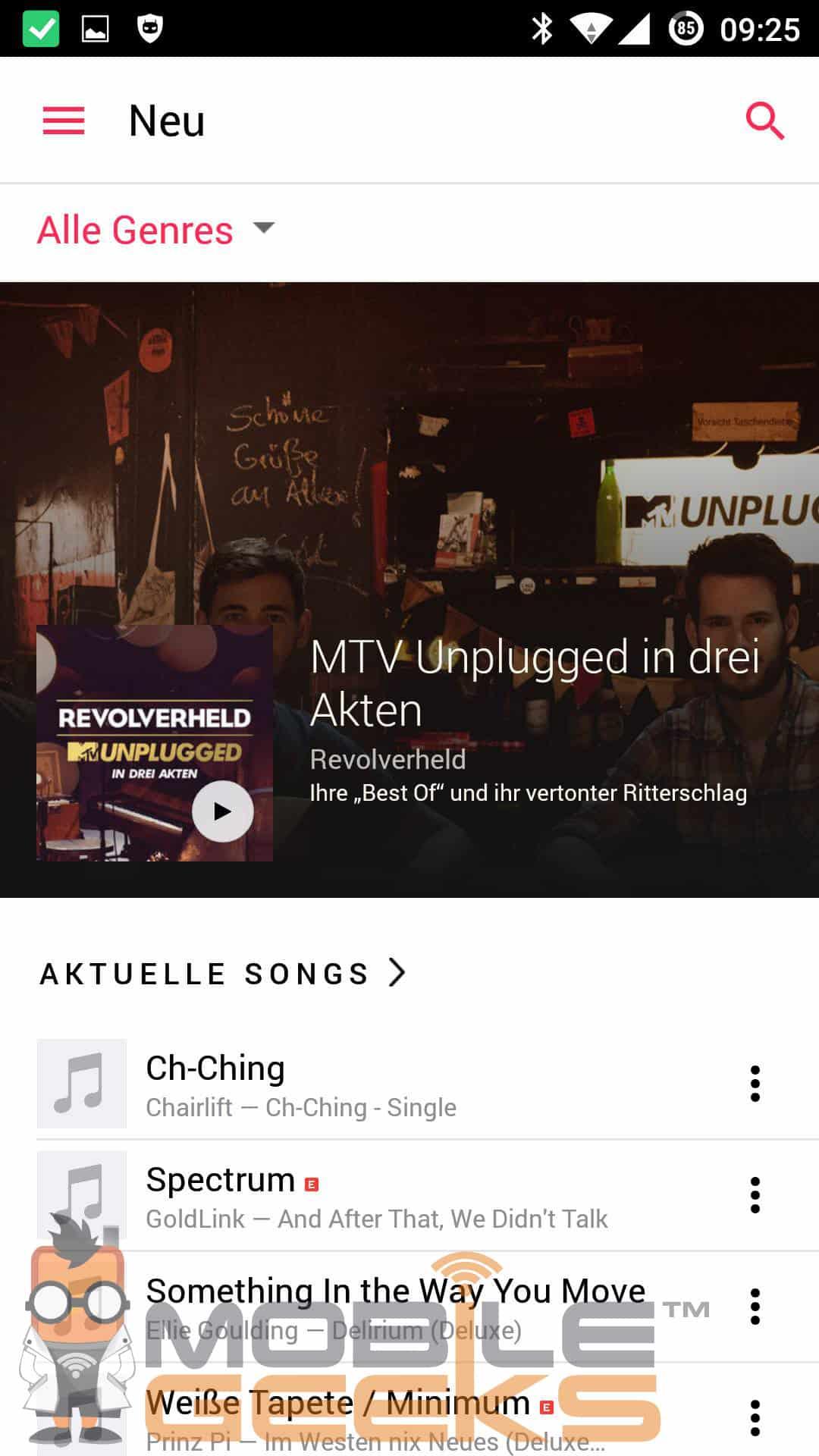 Apple Music Android 2 KK