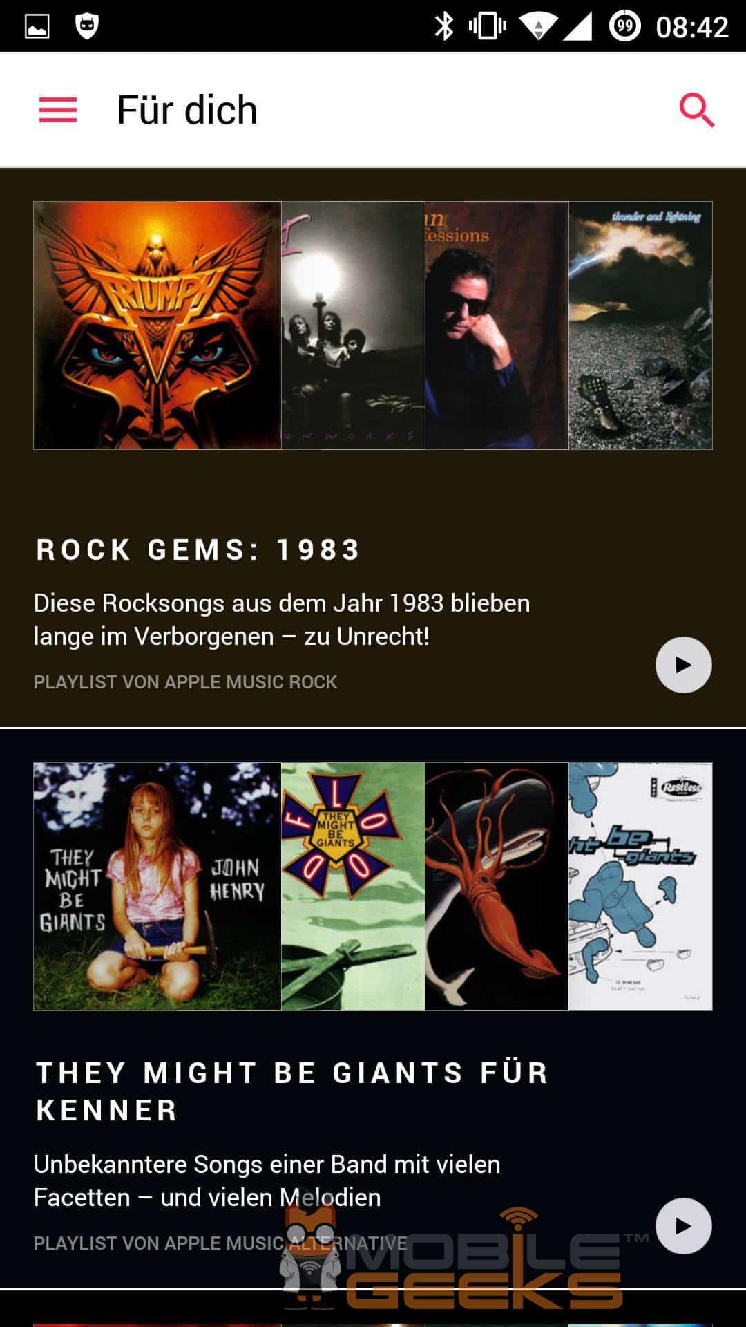 Apple Music Android 3 KK