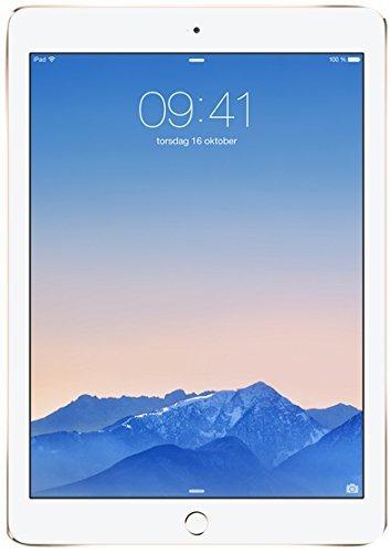 Apple iPad Air 2 M 10-Inch Retina Display, 16GB, Wi-Fi (Gold)