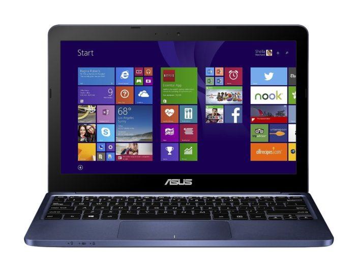 Asus 11.6 Laptop 2GB 32GB X205TA-UH01-BK