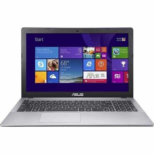 Asus - X555LA SI50203H 15.6 Laptop, Intel Core i5-4210U d 6GB Memory, 1TB Hard Drive, HD Webcam, Windows 8.1 64-bit (Matte Black)