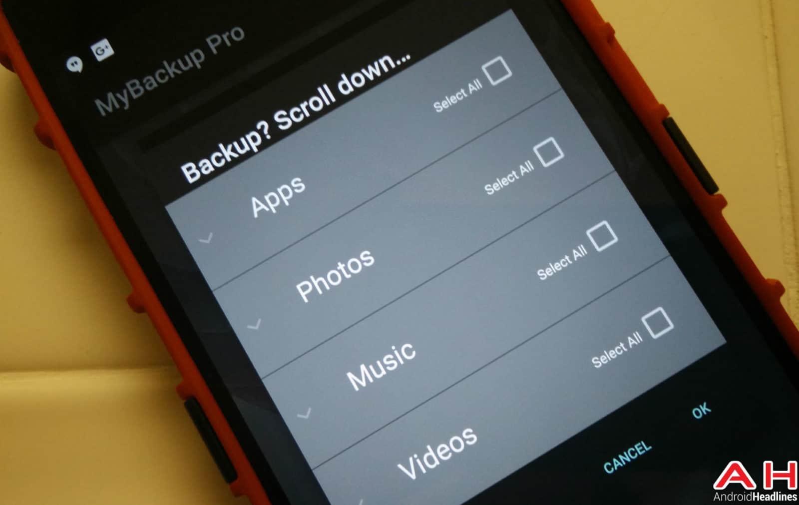 Backup Apps 2015 AH