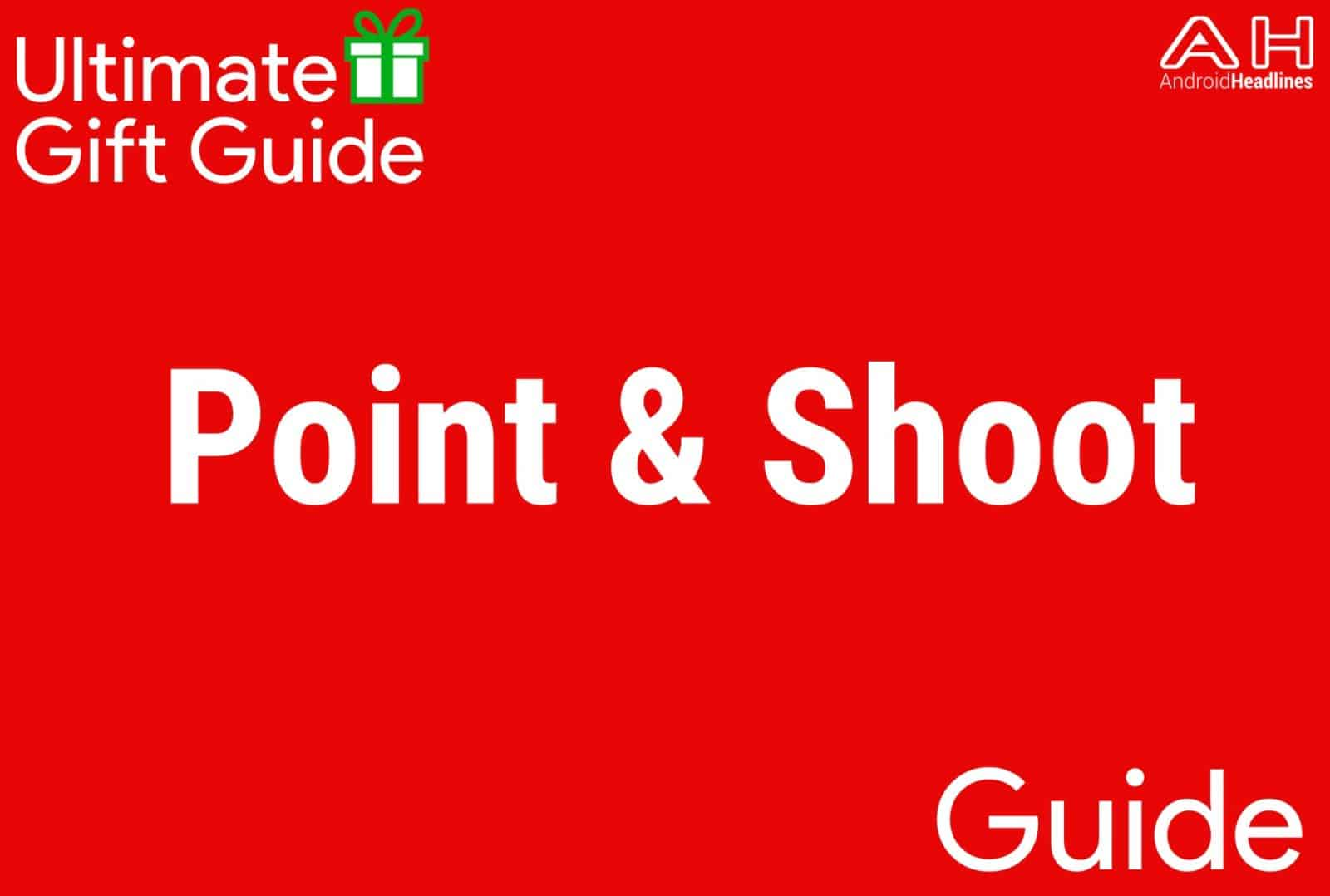 Best Point and Shoot Cameras Under $500 - Gift Guide 2015