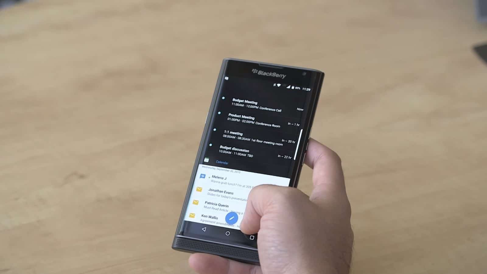 BlackBerry Priv
