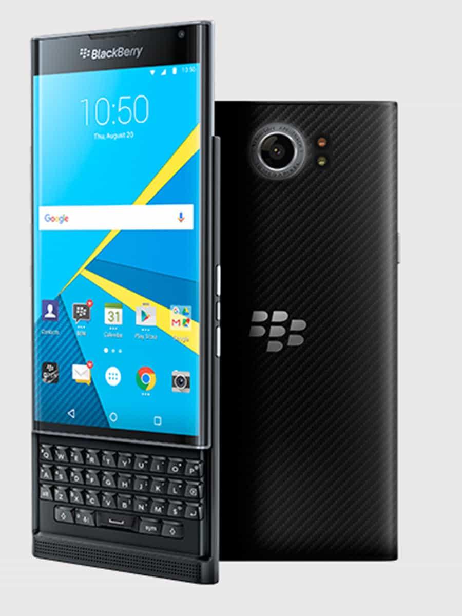 BlackBerry Priv Main