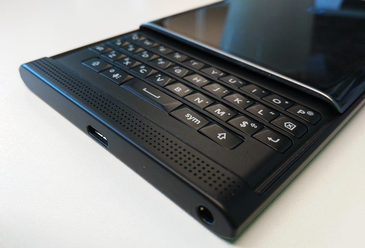 BlackBerry pre release hands on 4
