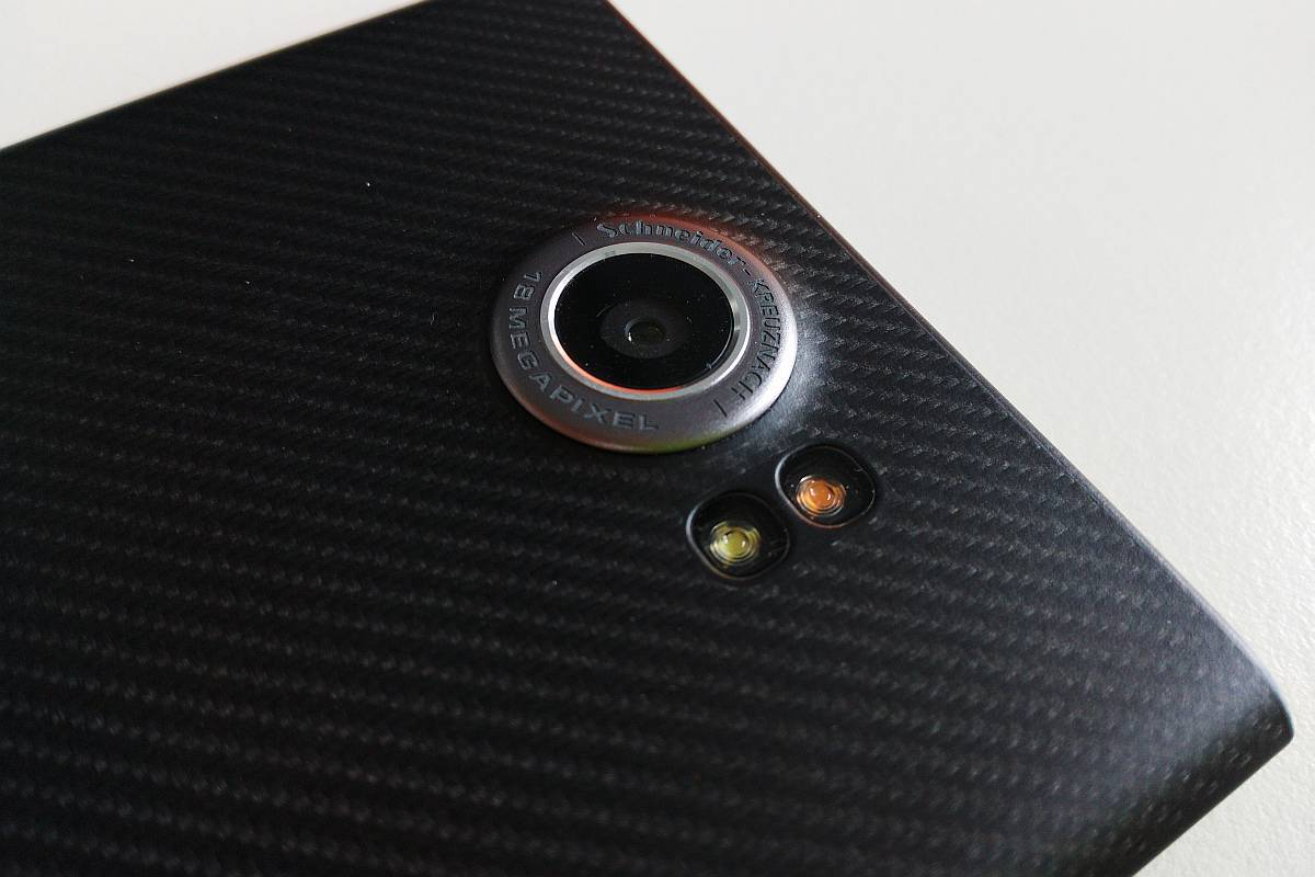 BlackBerry pre release hands on 6