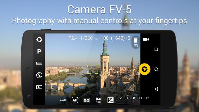 Camera-FV-5