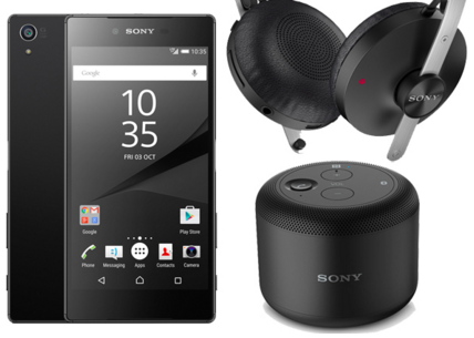 Xperia Z5 Premium Clove UK With Free Bluetooth Headphone and Speaker