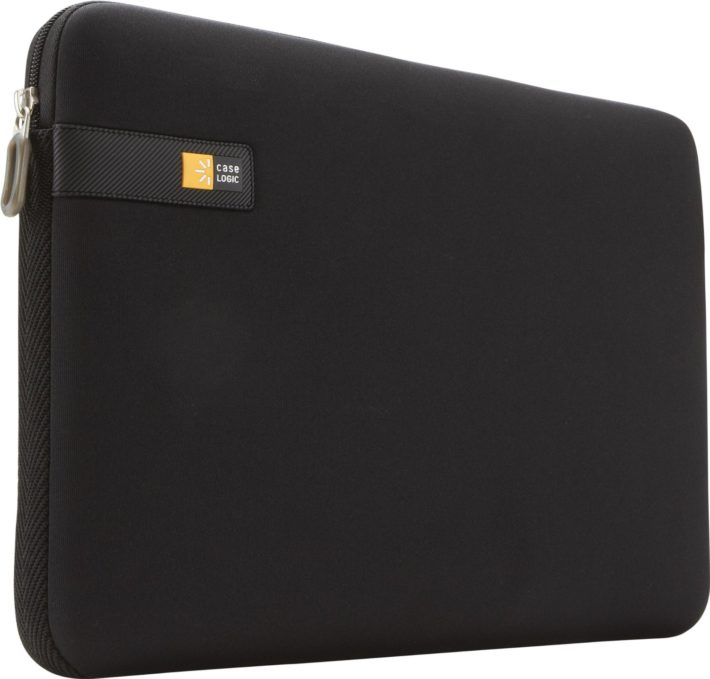 Case Logic Display Sleeve LAPS-113, 13.3-Inch, Black