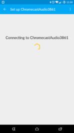 Chromecast Audio Setup AH 02