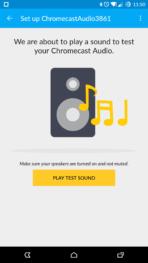 Chromecast Audio Setup AH 03