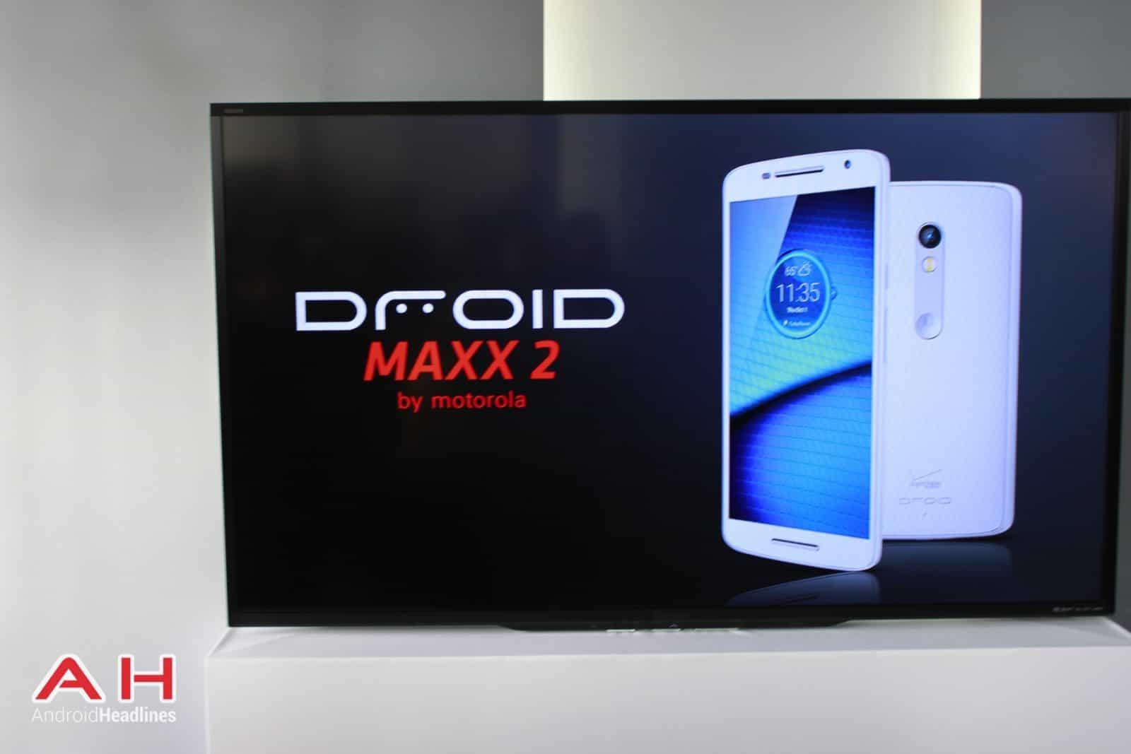 Droid MAXX 2 Launch 1