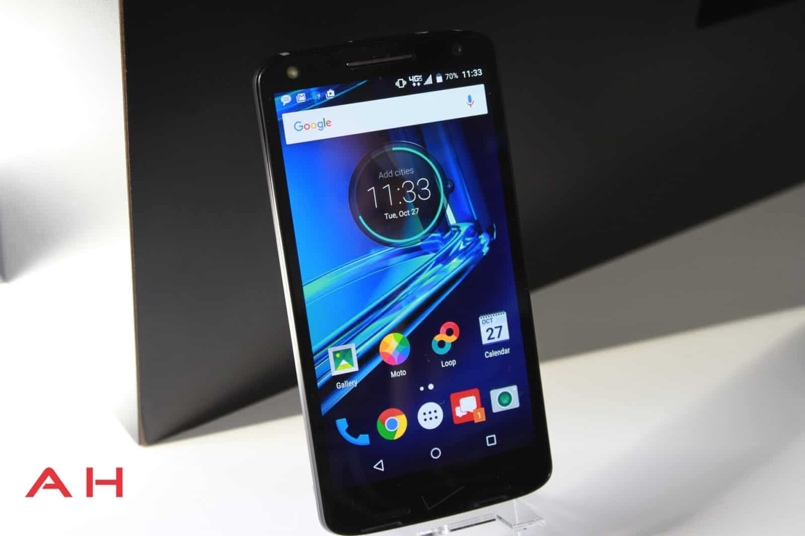Droid Turbo 2 Hands On 8