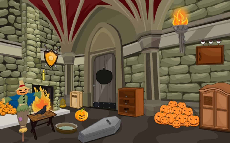 Escape Game-Halloween Castle