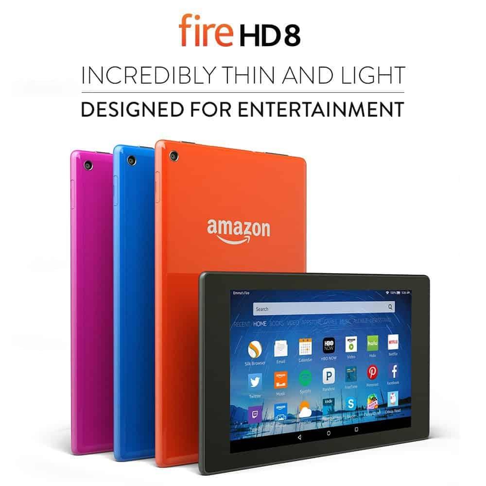 Fire HD line