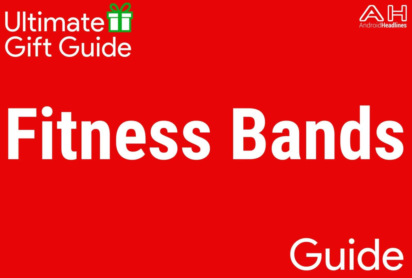 Fitness Bands - Gift Guide 2015