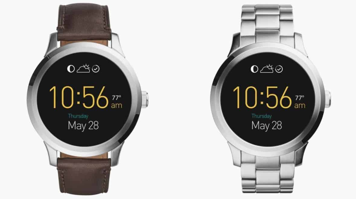 Fossil Q Android Wear
