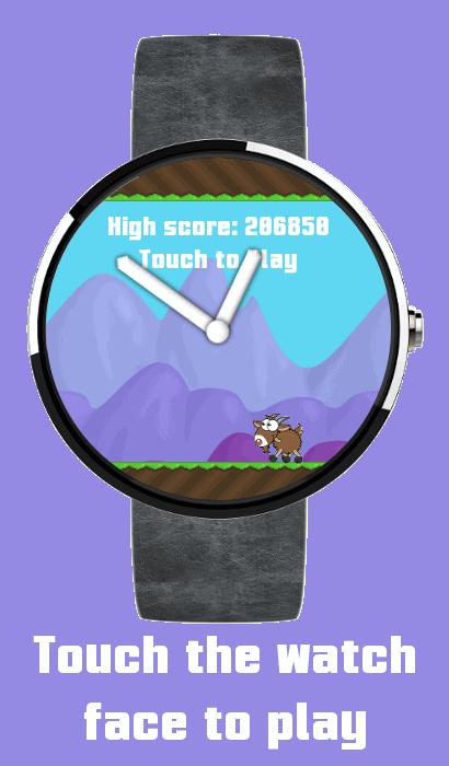 GameOn Watch Face