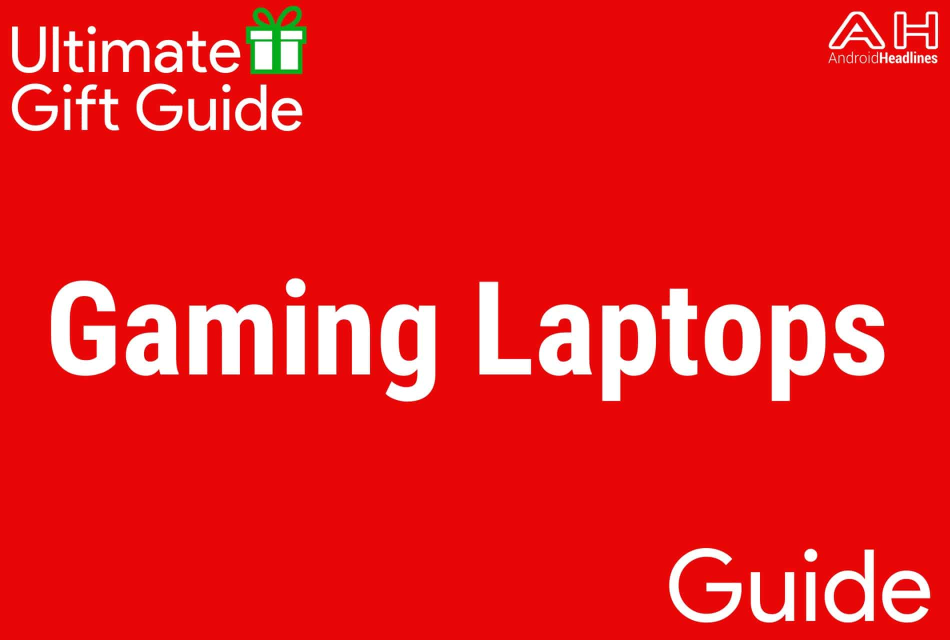 Holiday deals on gaming laptops