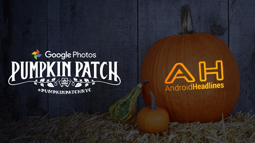 Google Photos Pumpkin AH