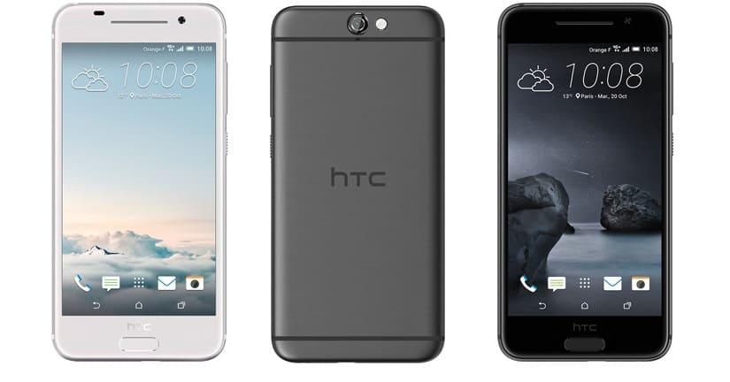 HTC One A9 leak main