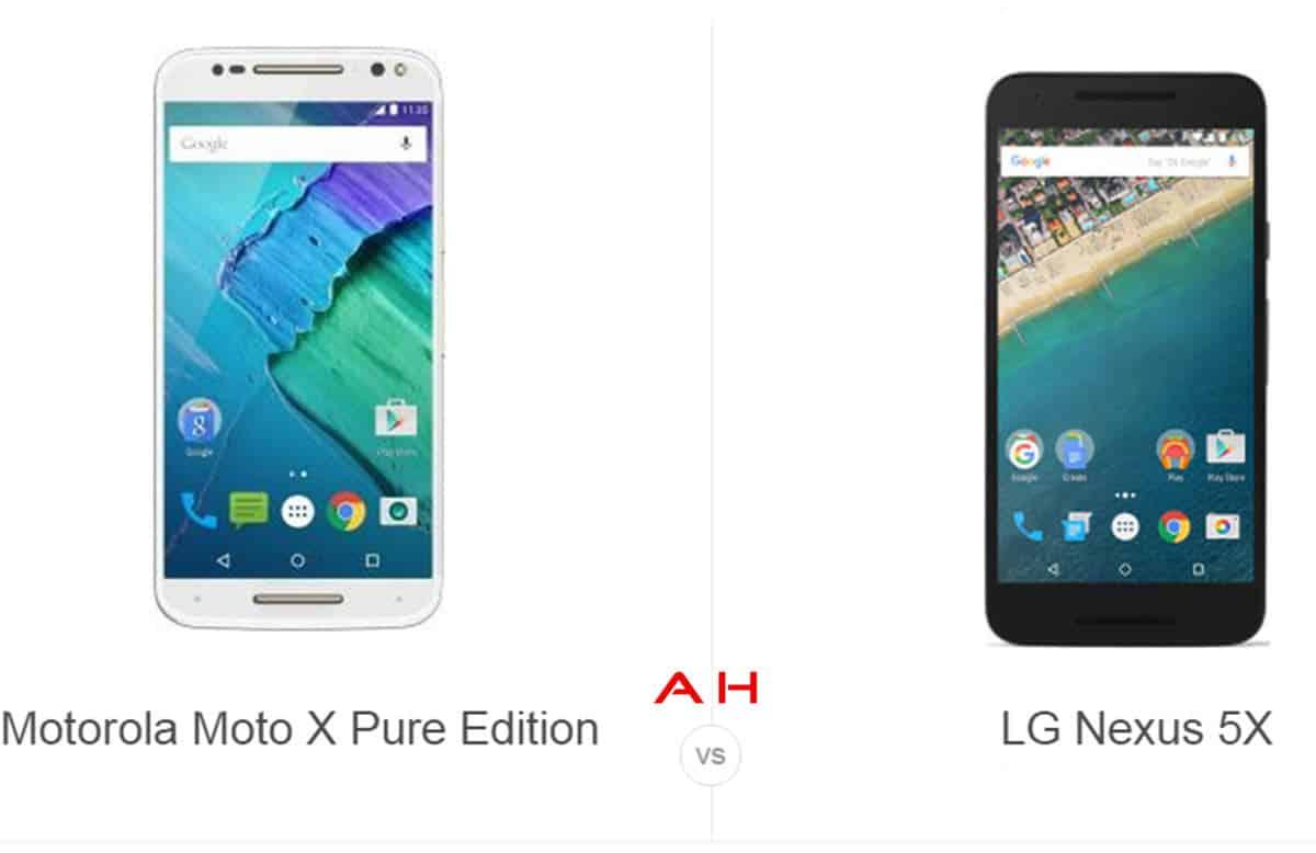 HTC One M9 vs Nexus 5X cam 2 AH