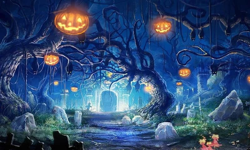 Halloween Jigsaw