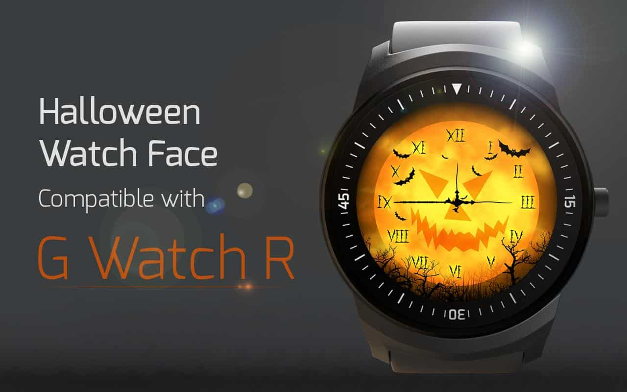 Halloween Watch Face