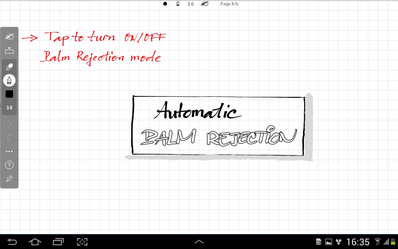 INKredible - Handwriting Note