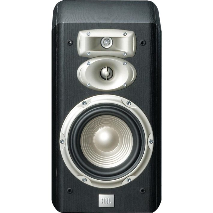 JBL L830 3-Way High Performance 6-Inch Bookshelf Loudspeakers