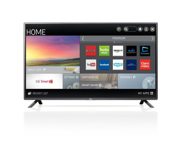 LG Electronics 60LF6100 60-Inch 1080p LED Smart TV (2015)