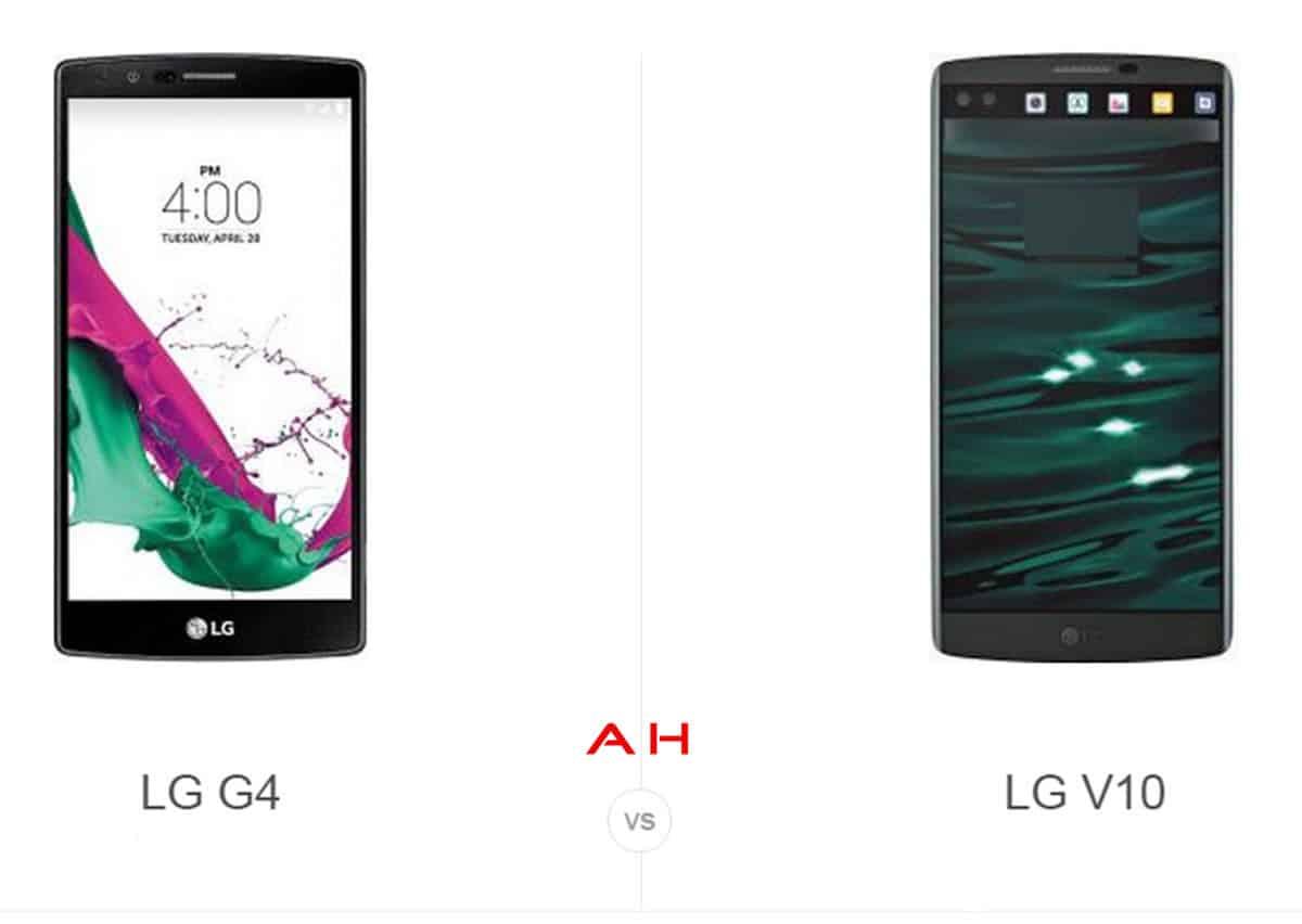 LG G4 vs LG V10 cam AH