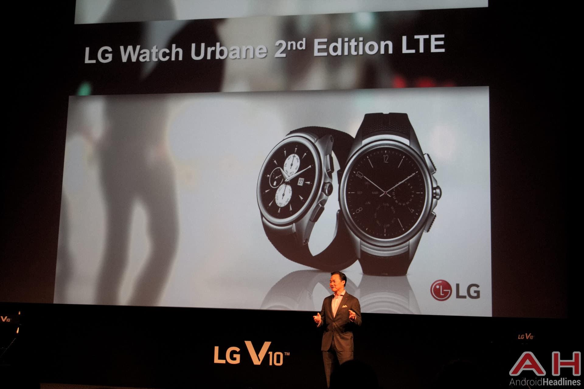LG V10 Event 2