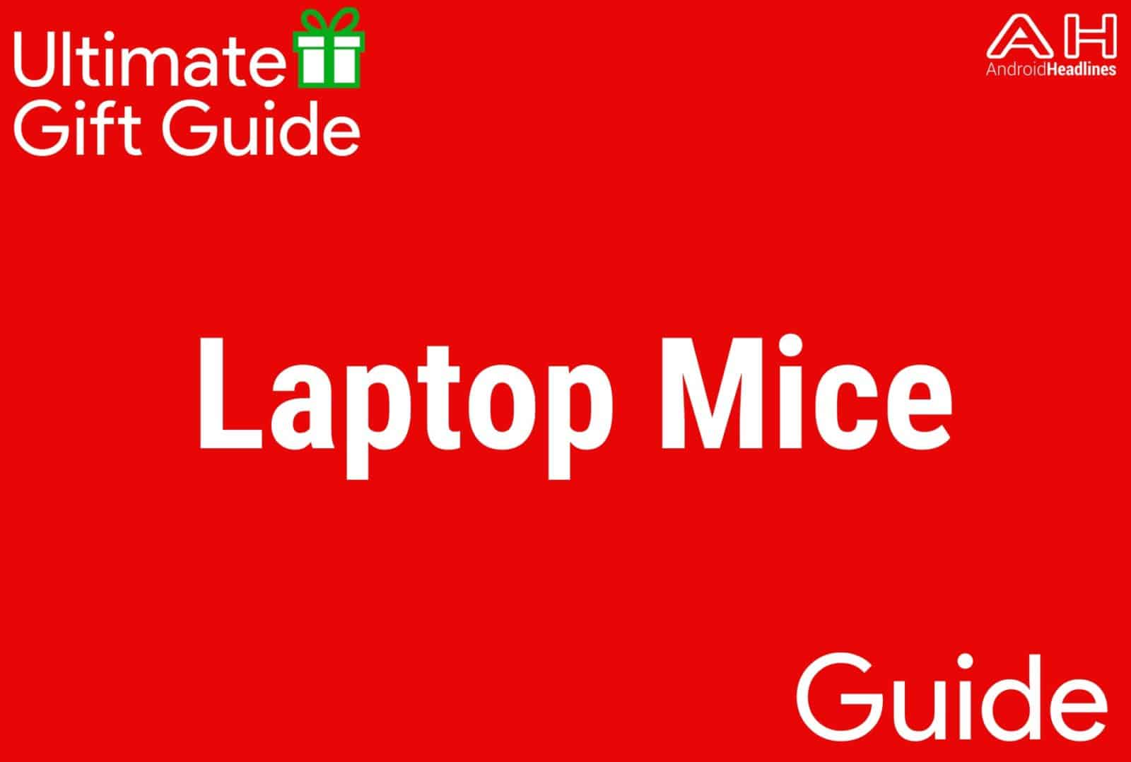 Laptop Mice - Gift Guide 2015