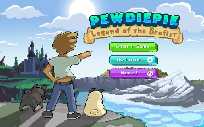 Legend of Brofist