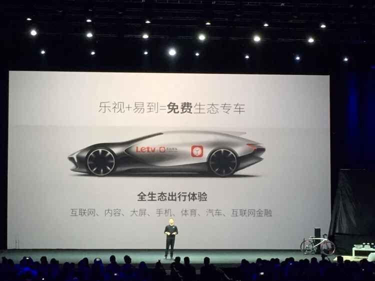 Letv smart car 1