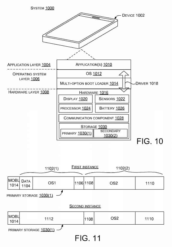 Microsoft Patent To Boot Two OSs 6