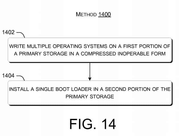 Microsoft Patent To Boot Two OSs 9