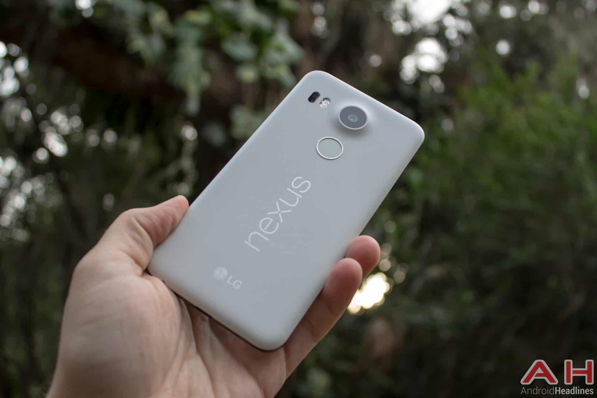 Nexus 5x AH 16