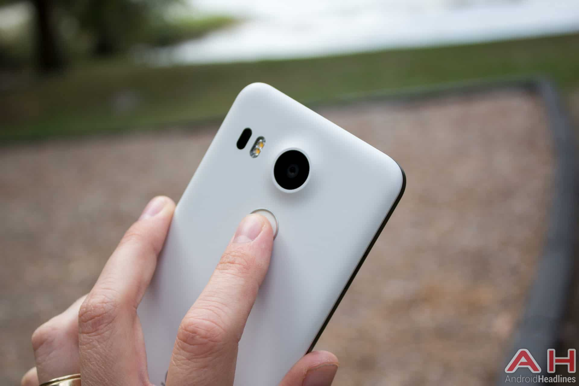 Nexus 5x AH fingerprint 2